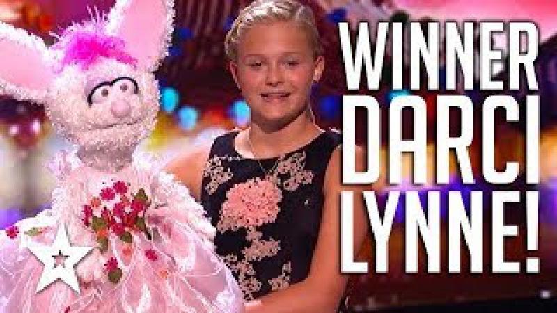 WINNER DARCI LYNNE: America's Got Talent 2017 | All AUDITIONS PERFORMANCES | Got Talent Global