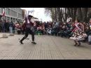 Campeones Nacionales de Cueca 2017 Homenaje en Angol