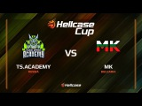 TS.Academy vs MK, map 2 inferno, Hellcase Cup 6