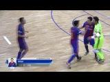 Pescados Ruben Burela vs Fc Barcelona Lassa Jornada 5 Temp.16/17
