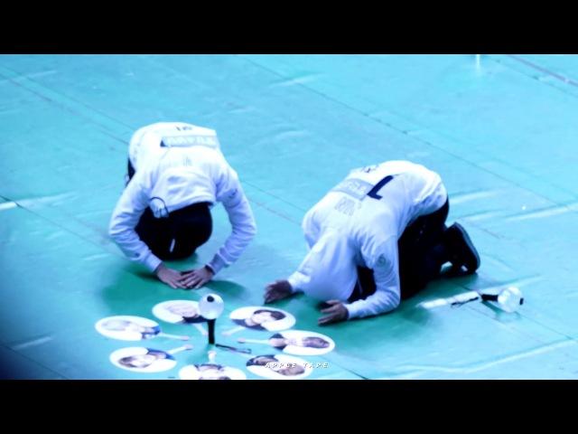 170116 ISAC 아미밤 신전 방탄소년단 석진 BTS Jin focus fancam