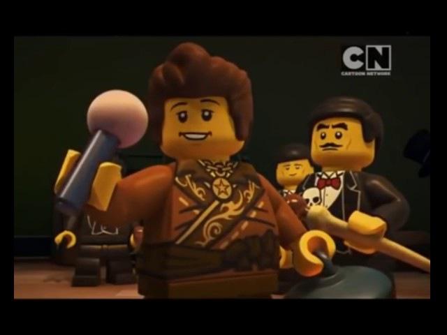Лего ниндзяго: Мастера кружитцу 7 сезон 1 серия
