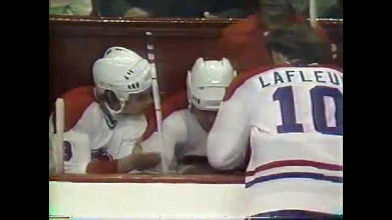 1978 FINALS COMPLETE GAME5 BRUINS@ CANADIENS PART 2