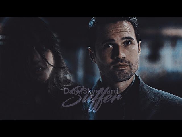 Dark!SkyeWard | You Think I Don't Wanna Watch Him Suffer?