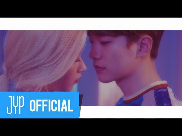 JUNHO (준호) Of 2PM Instant love MV кфк