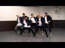 BTS RUN mirrored Dance Practice