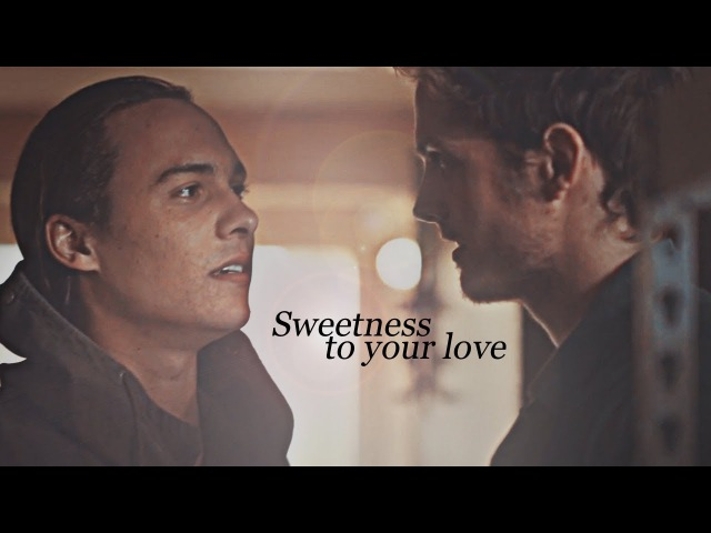 Troy Nick   Sweetness to your love [3x14]
