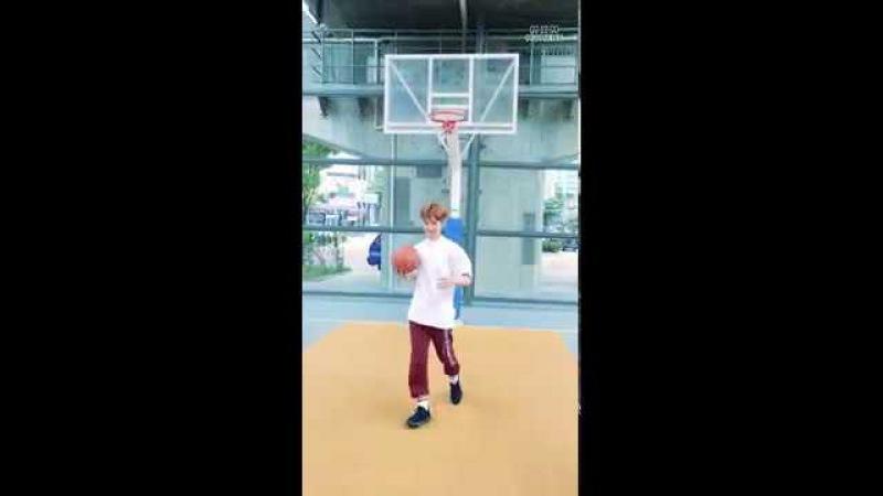 [SPECIAL → MXMMOMENT] 덩크슛돌이⛹🏻🏀 영동이들의 여름기록🌱 (I'M THE ONE MV Shooting, It's break time)