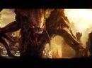 Рейдеры Рейнора.Космическая фантастика Starcraft 2 HD