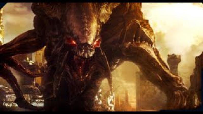 Рейдеры Рейнора.Космическая фантастика Starcraft 2 (HD)