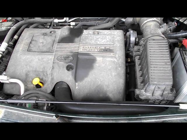Двигатель (Ленд Ровер) Land Rover Freelander 2 0 DI, 20 T2N1