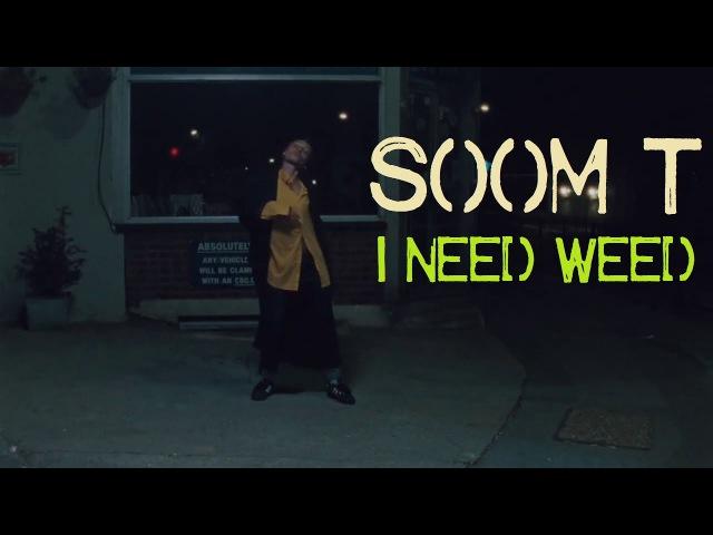 Rasta trip 'I NEED WEED' (by Soom T)