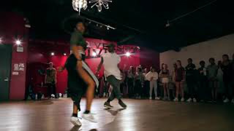 Jazz Smith and Gerran Reece | Me and My Girls - Selena Gomez | Brian Friedman