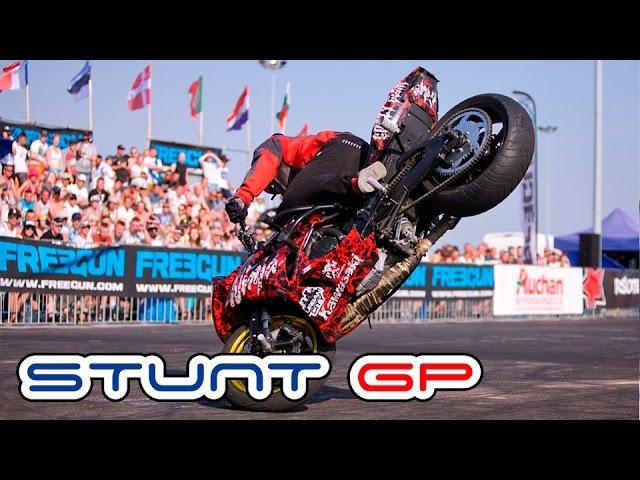 1st PLACE StuntGP 2015 - Marcin Korzen Glowacki - Poland