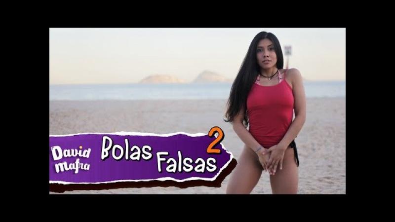 PEGADINHA: BOLAS FALSAS 2 - Feat. INGRID OHARA