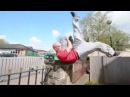 Parkour profesional damien walters