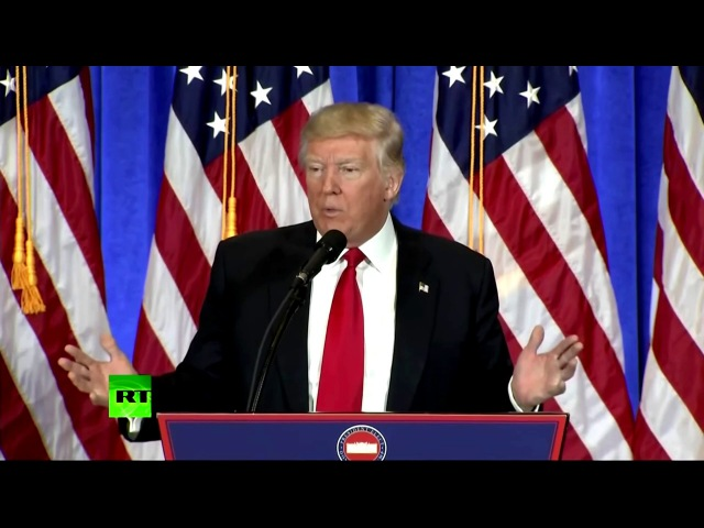 Трамп Если Путин мне симпатизирует - это плюс