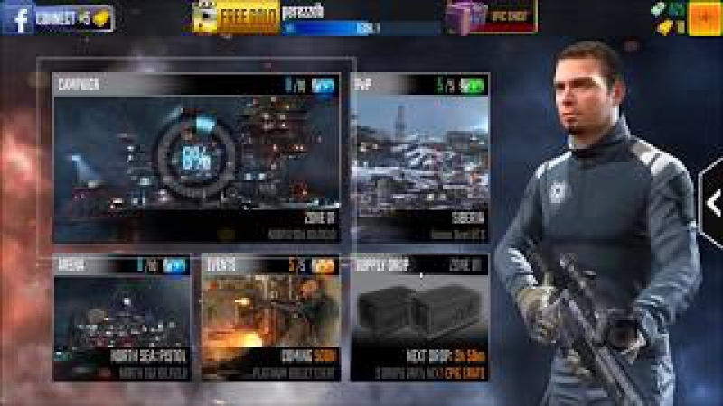 Sniper Strike Special Ops android game first look gameplay español