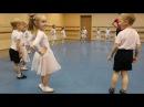 Открытый урок по хореографии, Семицветик, Тверь, группа первого года (4-5 лет) май 2...