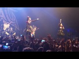 Babymetal - Karate - Su-Metal Vocal Solo Freestyle - House of Blues Boston 2016