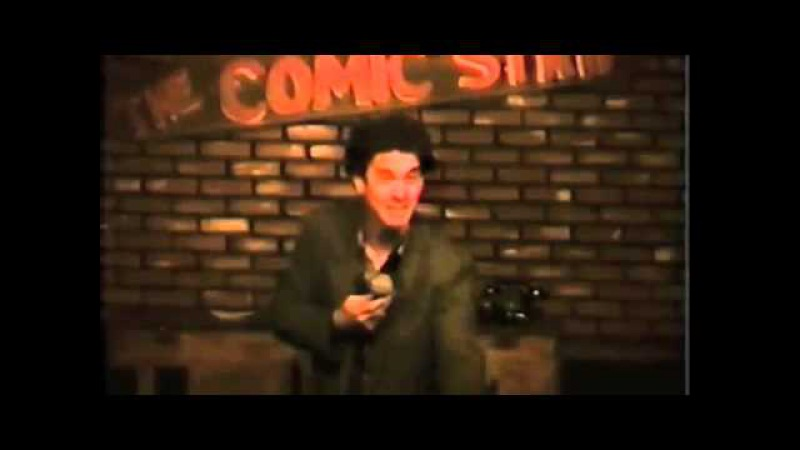 Tom Hanks Stand-up Comedian at the Comic Strip Live