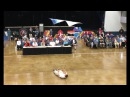 AKAGN 2016 - John Barresi (indoor quad kite demo)