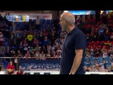 2017 CLVolleyM - 4th Round Leg 1 -Zaksa KĘDZIERZYN-KOŹLE vs ISTANBUL BBSK