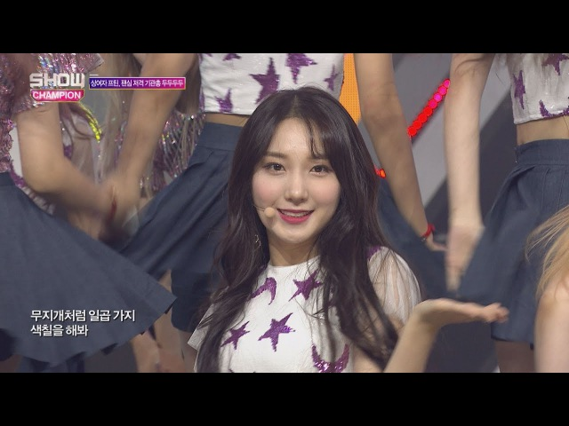Show Champion EP.244 PRISTIN - WE LIKE [프리스틴 - 위 라이크]