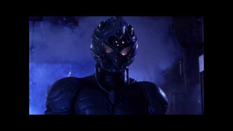 Guyver Dark Hero (1994) fragment scene