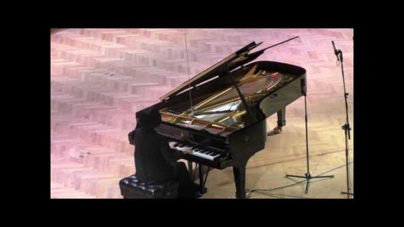 БИС И. Альбенис, Танго, транскрипция Л.Годовского, исп. Элисо Вирсаладзе (фортепиано)