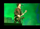 Shannen playing with Green Day in Darien Lake 08/26/17