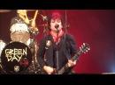 Green Day - American Idiot - Darien Lake PAC - Corfu, NY - August 26, 2017