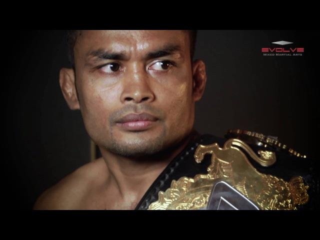 I AM A WARRIOR | ONE Strawweight World Champion Dejdamrong Sor Amnuaysirichoke