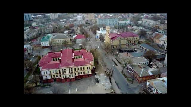 Копия видео Херсон с высоты часть вторая. Kherson from above part 2. 4K