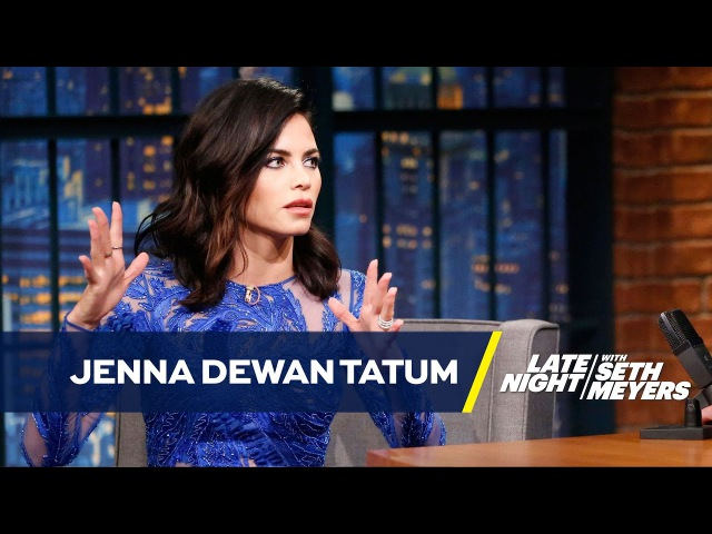 Jenna Dewan Tatum Is Hosting World of Dance to Learn JLo's Beauty Secrets