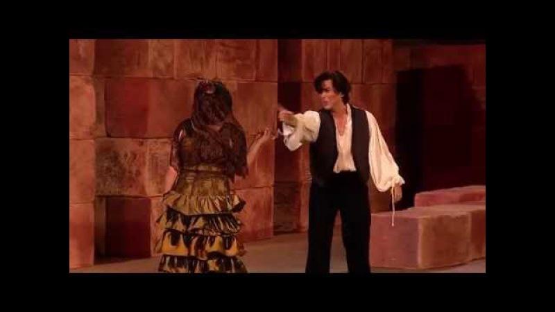 Cest toi-Cest moi Carmen final duet Elena Maximova Giancarlo Monsalve Taormina 2015