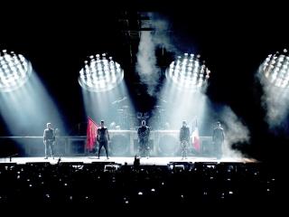 Rammstein LIVE! Никаких соплей и котиков, только РОК. 18+
