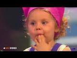 Очаровательный поваренок. Полина Симонова vs Динозавр - 09.04.17 Лучше всех