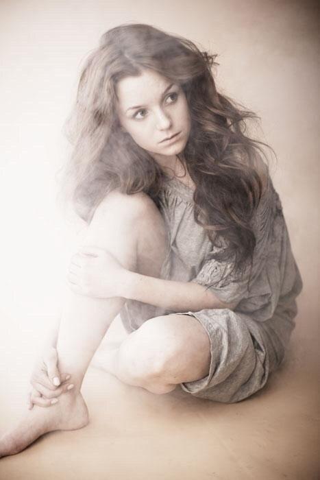 Актриса Полина Филоненко