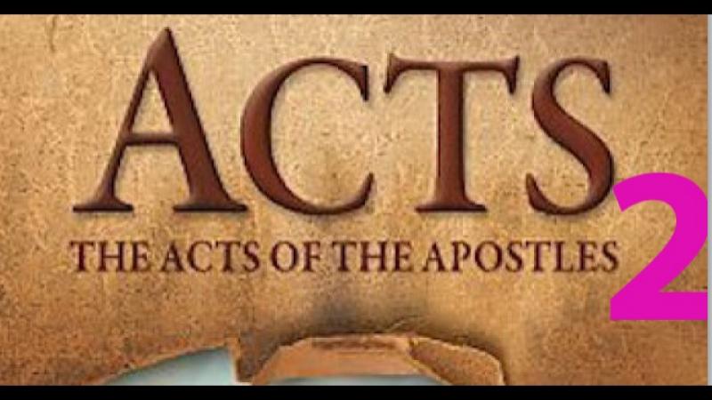 3394-2.Визуальная Библия: Деяния святых апостолов /The Visual Bible: Acts (часть 2) (1994) (HD) (х/ф)