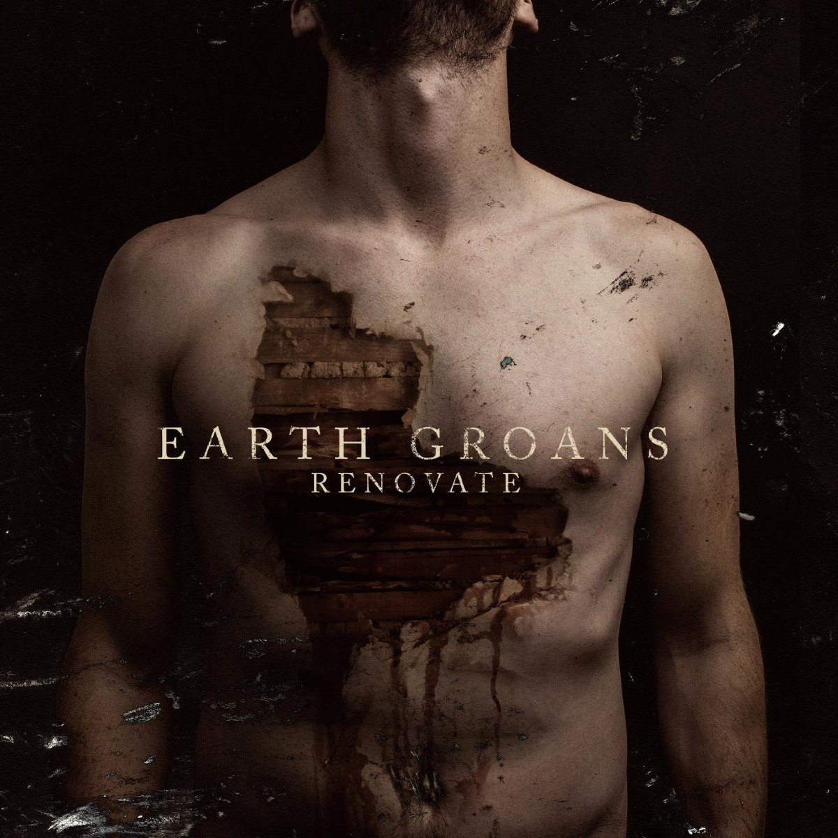 Earth Groans - Renovate [EP] (2017)