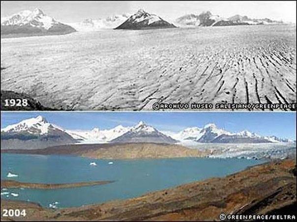 О грядущей глобальной катастрофе и резкой смене климата на всей  планете