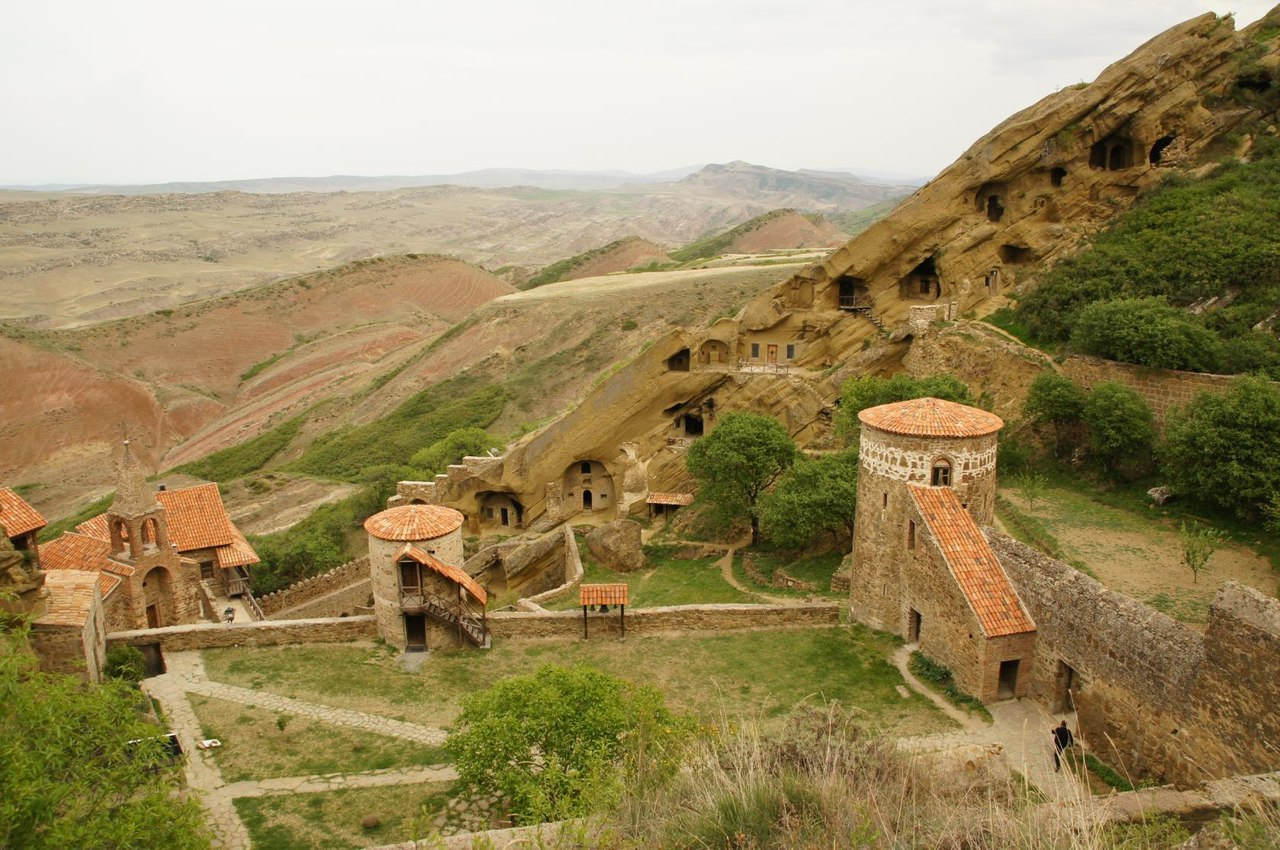 Монастырский комплекс