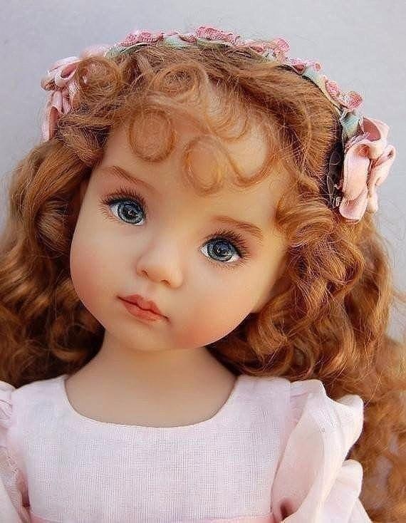 Вот это по-настоящему красивые куклы