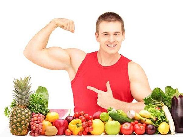Развенчиваем мифы о мужском вегетарианстве