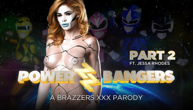 WOW Power Bangers: A XXX Parody Part 2 # 1