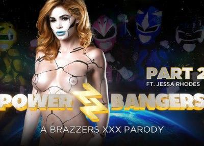 Power Bangers: A XXX Parody Part 2