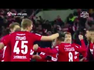 Спартак в первом круге РФПЛ