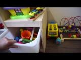 Хранение игрушек - Советы по организации пространства для ребенка