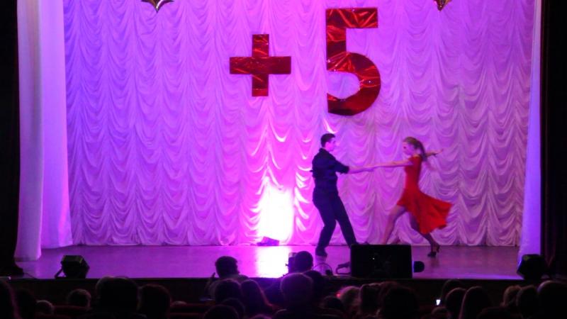 Танго! дуэт основателей коллектива Плюс Один Отчетный концерт 21.10.2017